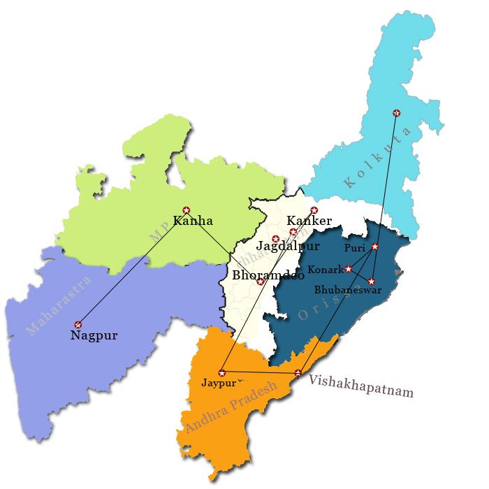 19-days-indian-tribal-tour-with-kanha-tiger-Reserve
