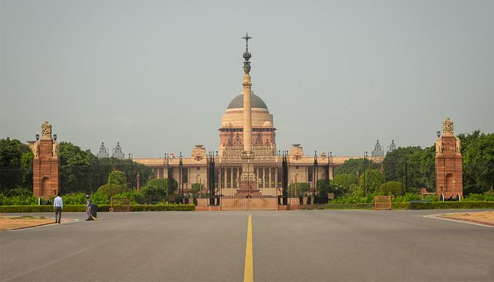 President House Delhi