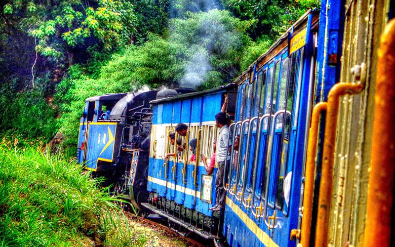 Nilgiri-Mountain-Railway,-Ootty india