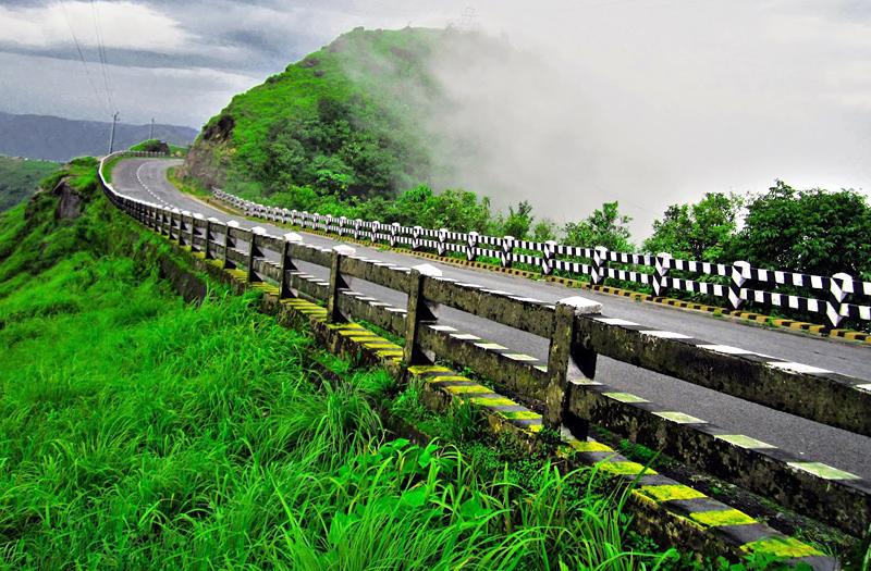cherrapunji meghalaya india
