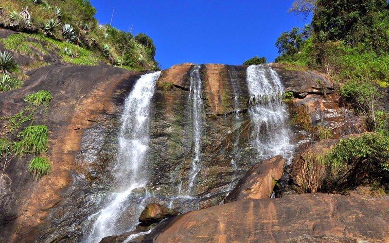 kalhatti falls near ootty india