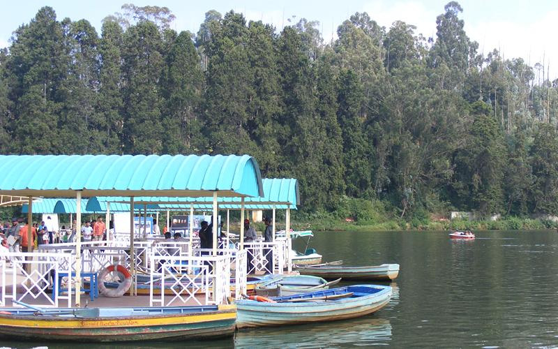 ooty lake india