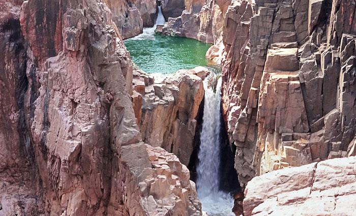 Raneh-Falls-Khajuraho