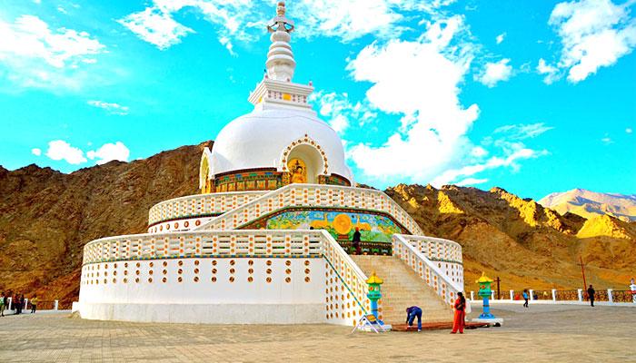 Shanti-Stupa-Nubra-Valley