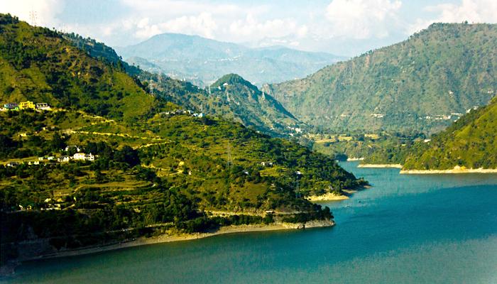 chamera-lake-india