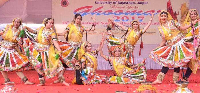 folk dances rajasthan tours of india
