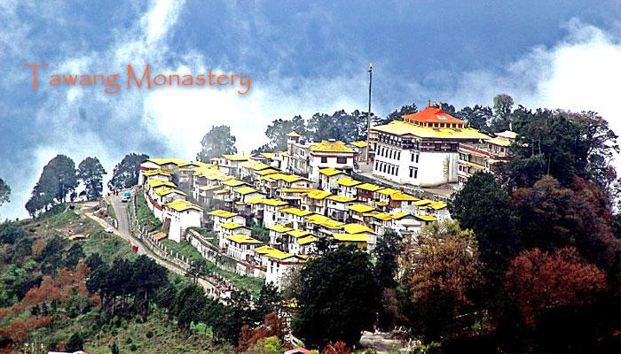 Tawang-Monastery-arunachal-pradesh-india