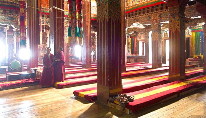 Tawang-Temple