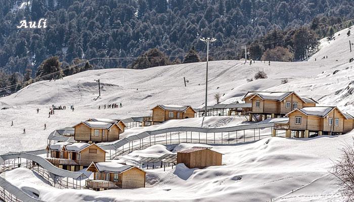 auli-ski-resort-uttarakhand