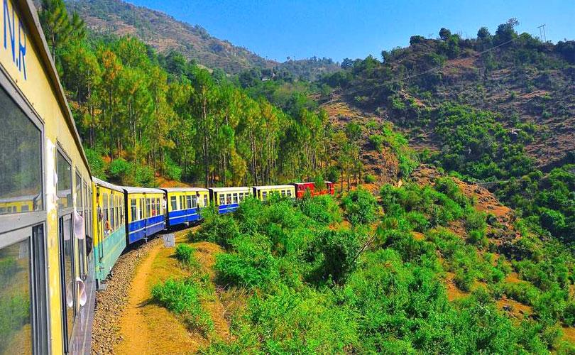 kalka-shimla-toy-train
