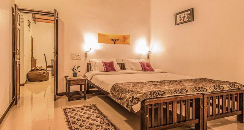Comfertable Bedroom in Udaya Homestay