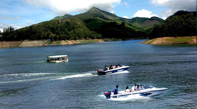 boating-at-thekkady-kerala