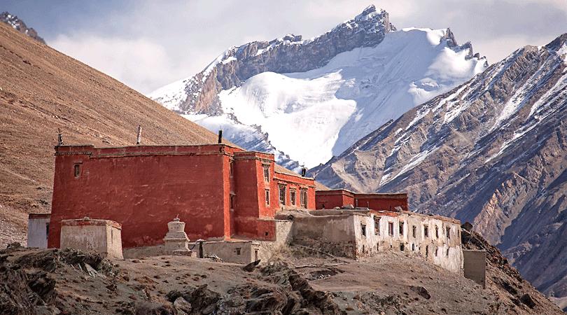 rangdum-monastery