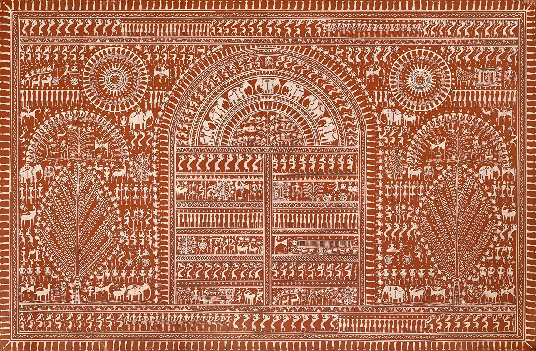warli-painting-gujarat