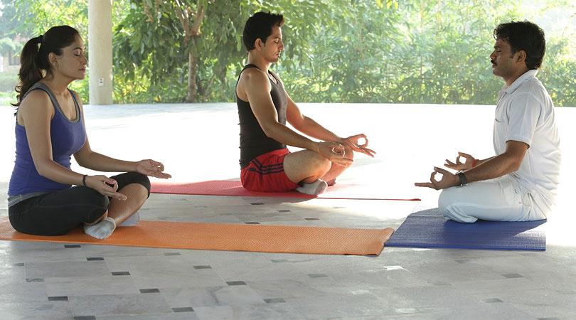 yoga-at-nimba-nature-cure-village
