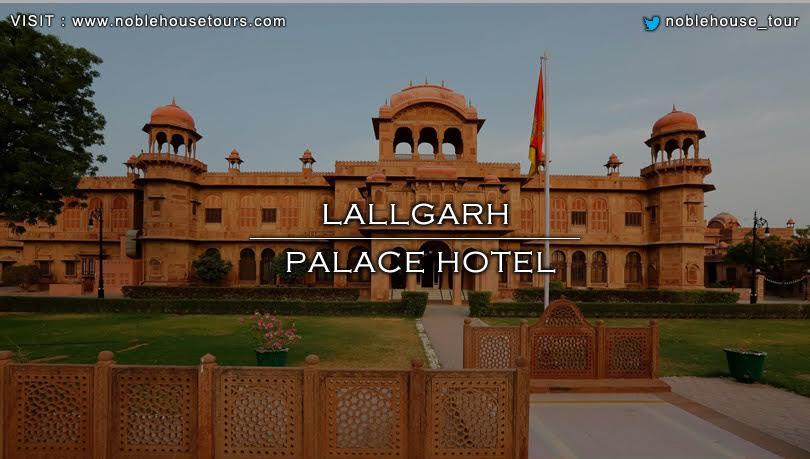 Bikaner Hotel Lallgarh Palace