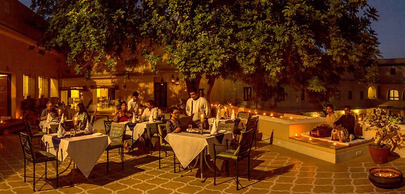 royal-heritage-haveli-khatipura-jaipur-dining