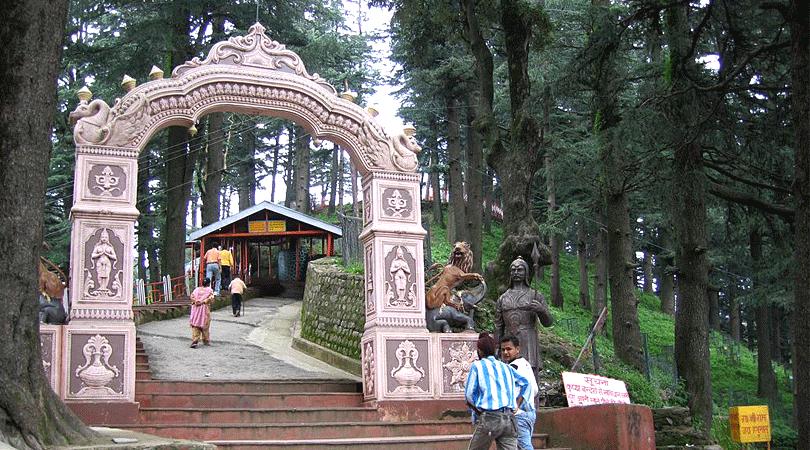 shimla-jakhu-hill