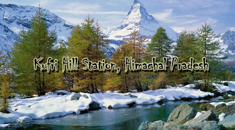 kufri-hill-station-india