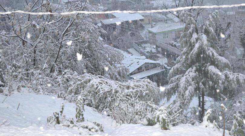snowfall-in-joshimath-india