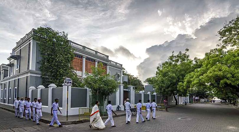 sri-aurobindo-ashram-india