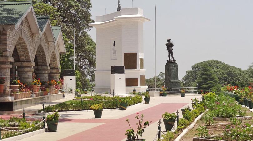 the-garhwal-rifles-regimental-war-memorial-india