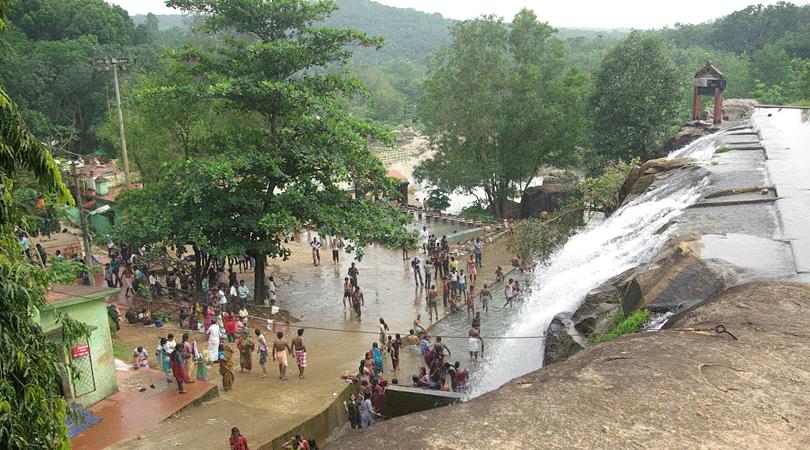 tirparappu-water-falls-kanyakumari