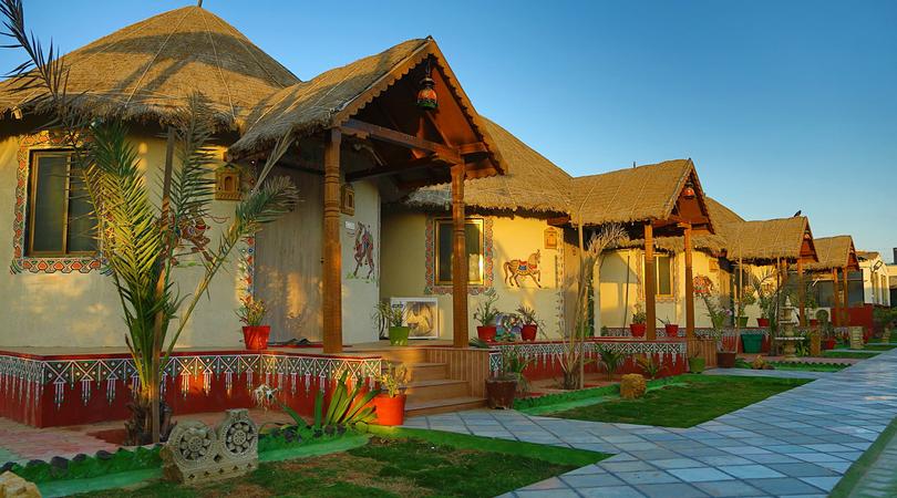 H V-beach-hotel-india