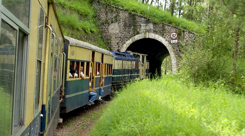 kalka-rail-india