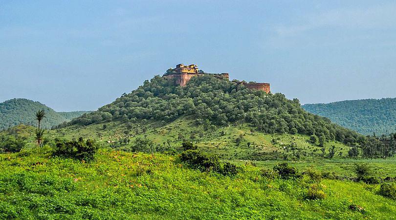kankwari-fort-india