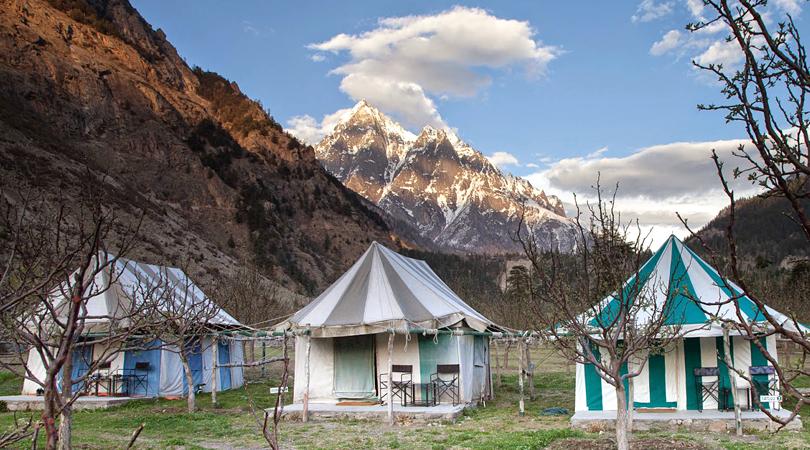 sangla-camping-india