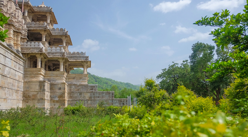 the-ranakpur-jain-temple-india