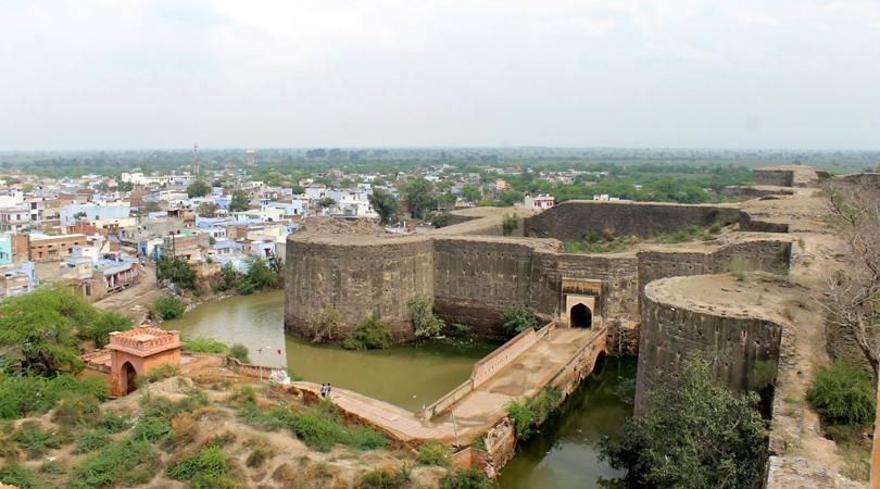 deeg-fort-india