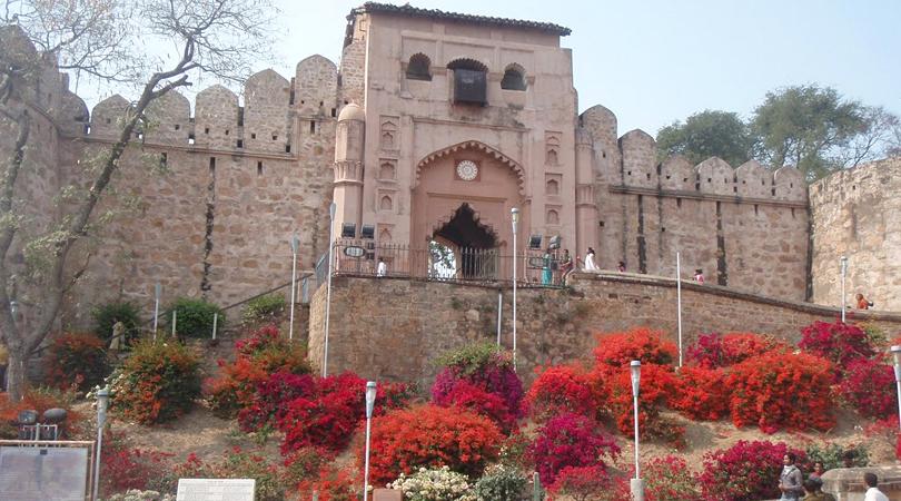 jhansi-fort-india