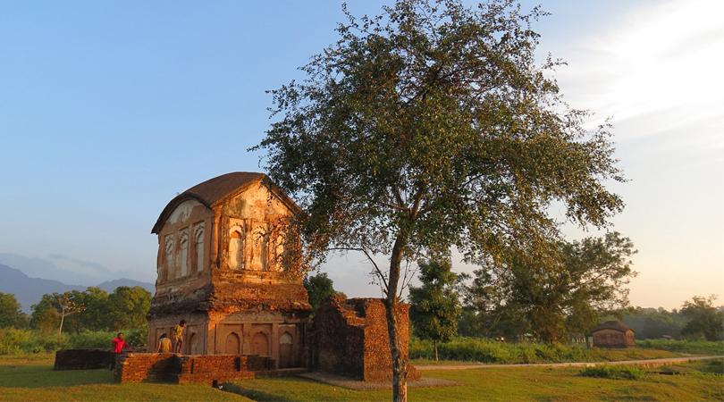 kachari-fort-india