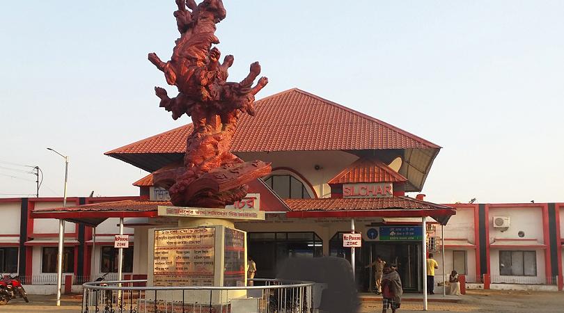 silchar-railway-station-india