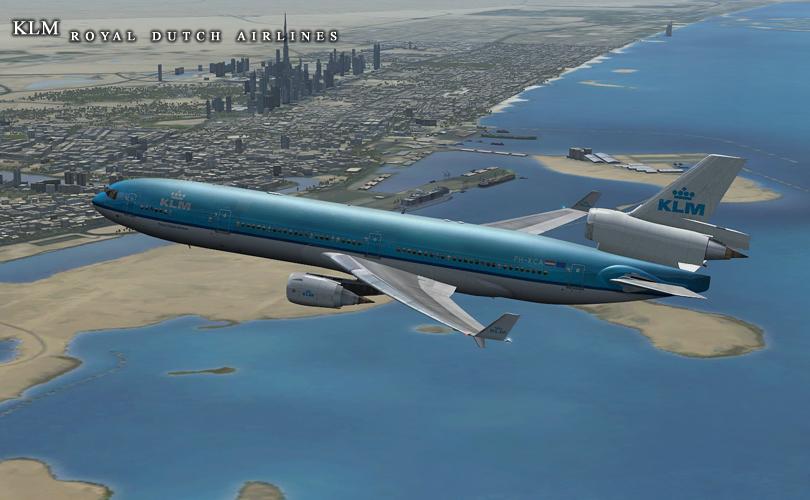 KLM-royal-dutch airlines