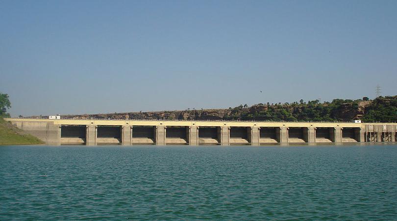 gandhi-sagar-dam-india