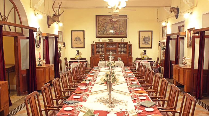 bhanwar-vilas-palace-Dining