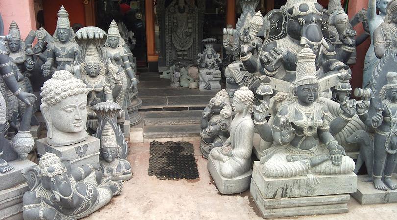handicrafts-mahabalipuram