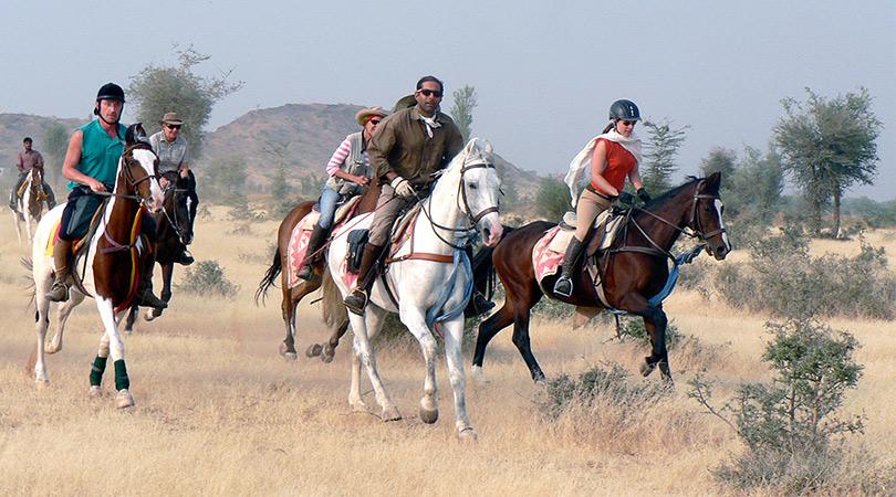 horse-safari-jaipur