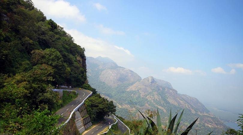 Misty Hills Resort Wayanad India