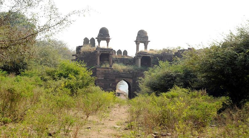 timangarh-fort