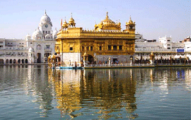 Golden Temple Tour   of India