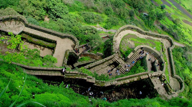 lohagad-fort-india