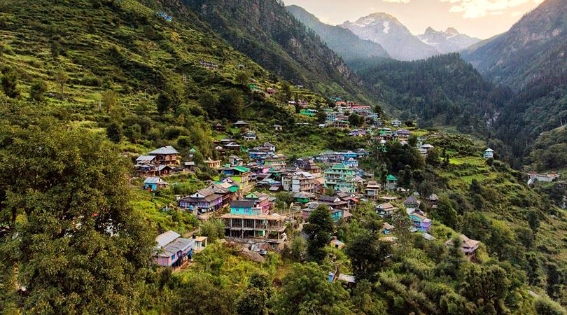 parvati-valley-india