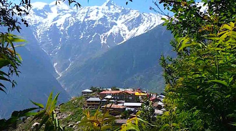 pulga-village-india