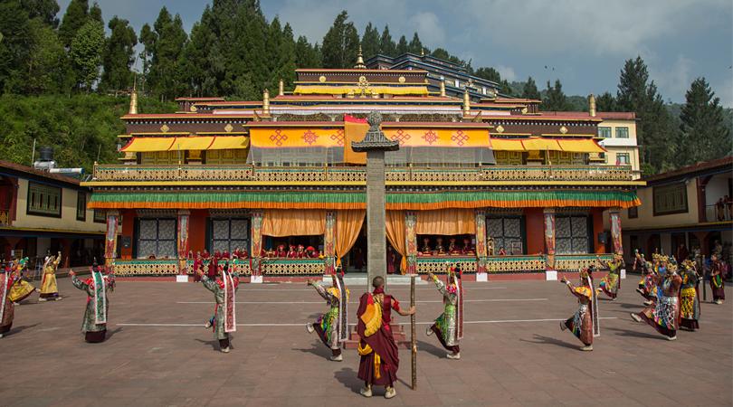 rumtek-monastery-india