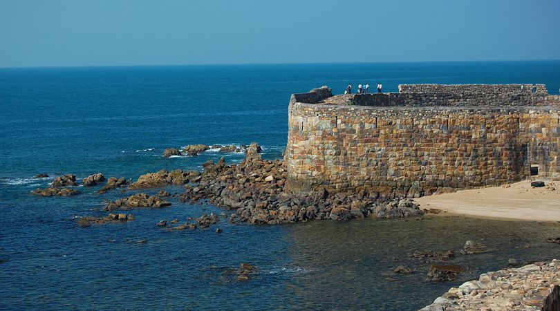 sindhudurg-fort-india