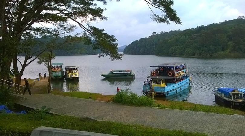 thekkady-lake-kumily-india